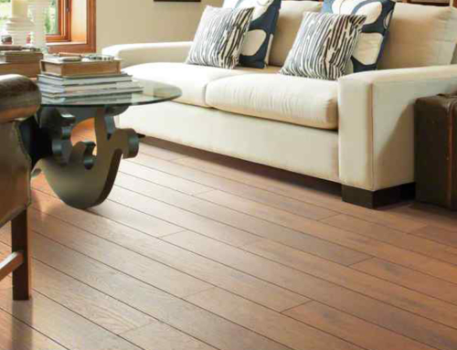 How to stain hardwood floors