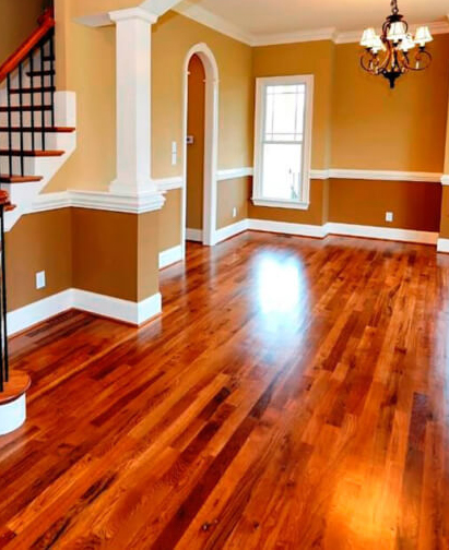Dustless Hardwood Floor Sanding Chicago Hardwood Flooring Company