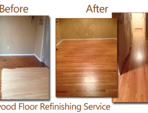Chicago Hardwood Flooring Refinishing